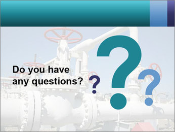 Oil and gas processing plant PowerPoint Template - Slide 96