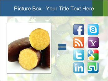 Bergamot on Tree PowerPoint Template - Slide 21
