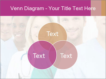 Group Of Happy Successful Doctors PowerPoint Template - Slide 33