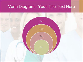 Group Of Happy Successful Doctors PowerPoint Template - Slide 34