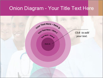Group Of Happy Successful Doctors PowerPoint Template - Slide 61