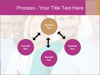 Group Of Happy Successful Doctors PowerPoint Template - Slide 91