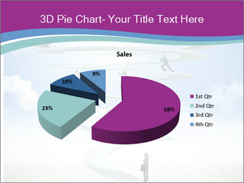 Business people PowerPoint Template - Slide 35