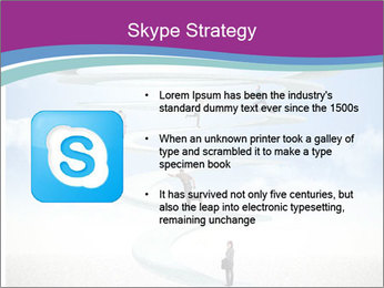 Business people PowerPoint Template - Slide 8