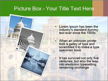Texas State Capitol Building PowerPoint Template - Slide 17