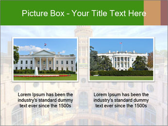 Texas State Capitol Building PowerPoint Template - Slide 18