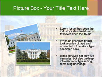 Texas State Capitol Building PowerPoint Template - Slide 20