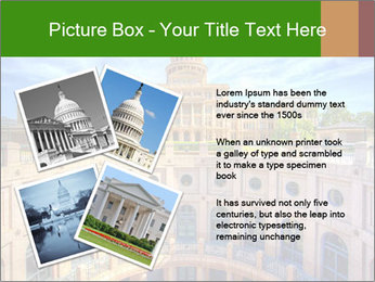 Texas State Capitol Building PowerPoint Template - Slide 23