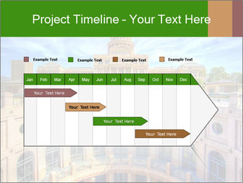 Texas State Capitol Building PowerPoint Template - Slide 25