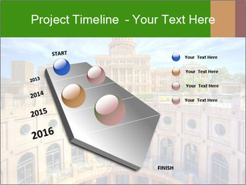 Texas State Capitol Building PowerPoint Template - Slide 26