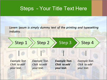 Texas State Capitol Building PowerPoint Template - Slide 4