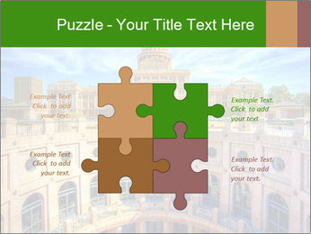 Texas State Capitol Building PowerPoint Template - Slide 43