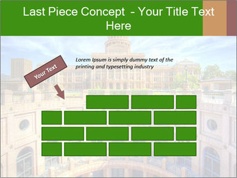 Texas State Capitol Building PowerPoint Template - Slide 46