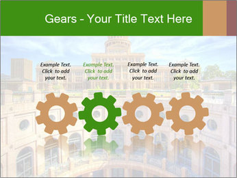Texas State Capitol Building PowerPoint Template - Slide 48