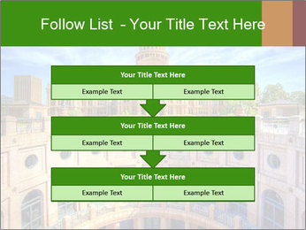 Texas State Capitol Building PowerPoint Template - Slide 60