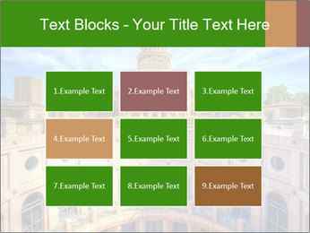 Texas State Capitol Building PowerPoint Template - Slide 68