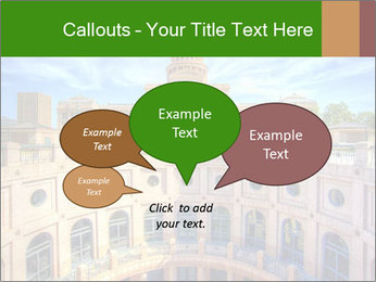 Texas State Capitol Building PowerPoint Template - Slide 73
