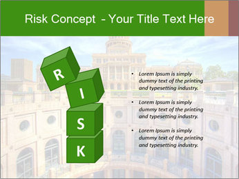 Texas State Capitol Building PowerPoint Template - Slide 81