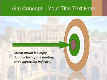 Texas State Capitol Building PowerPoint Template - Slide 83