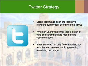 Texas State Capitol Building PowerPoint Template - Slide 9