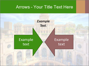 Texas State Capitol Building PowerPoint Template - Slide 90