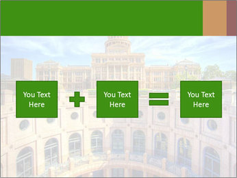 Texas State Capitol Building PowerPoint Template - Slide 95