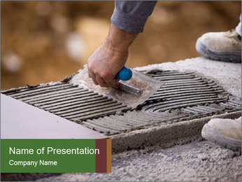 Building PowerPoint Template