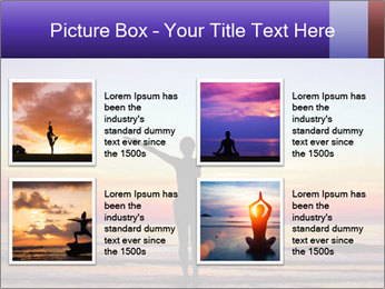 Healthy lifestyle background PowerPoint Template - Slide 14
