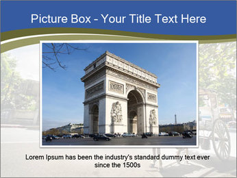 Horse Drawn Carriage parking PowerPoint Templates - Slide 15