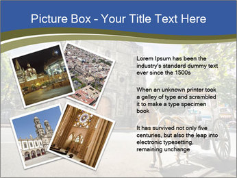 Horse Drawn Carriage parking PowerPoint Templates - Slide 23