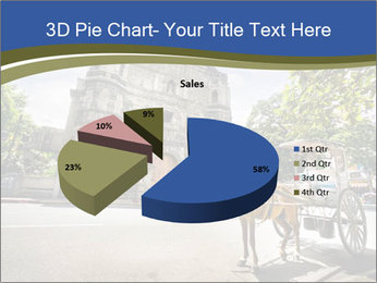 Horse Drawn Carriage parking PowerPoint Templates - Slide 35