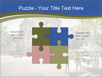 Horse Drawn Carriage parking PowerPoint Templates - Slide 43
