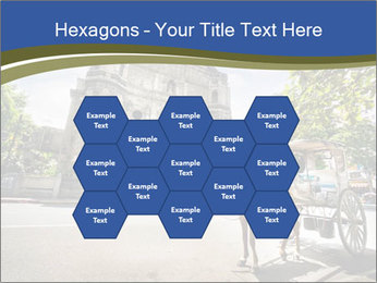 Horse Drawn Carriage parking PowerPoint Templates - Slide 44