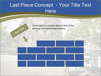 Horse Drawn Carriage parking PowerPoint Templates - Slide 46
