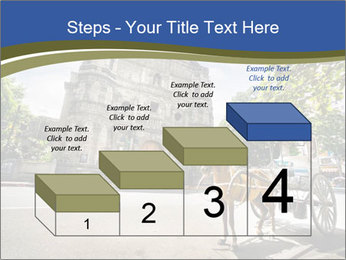 Horse Drawn Carriage parking PowerPoint Templates - Slide 64