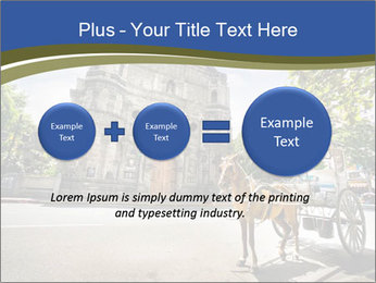 Horse Drawn Carriage parking PowerPoint Templates - Slide 75