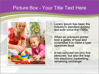 Large and small dogs PowerPoint Template - Slide 13