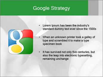 Man's hands PowerPoint Template - Slide 10