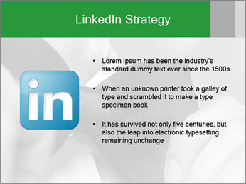 Man's hands PowerPoint Template - Slide 12