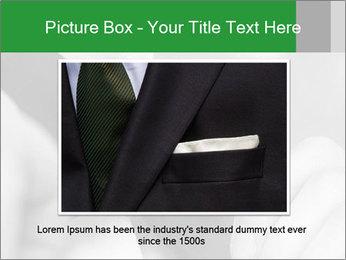 Man's hands PowerPoint Template - Slide 16