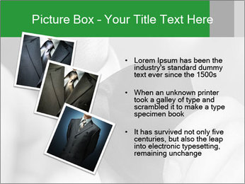 Man's hands PowerPoint Template - Slide 17