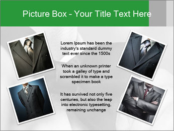 Man's hands PowerPoint Templates - Slide 24