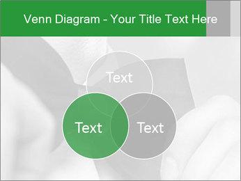 Man's hands PowerPoint Template - Slide 33