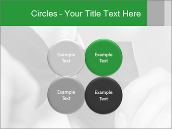 Man's hands PowerPoint Template - Slide 38