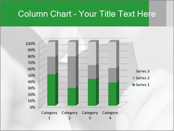 Man's hands PowerPoint Template - Slide 50