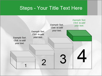 Man's hands PowerPoint Template - Slide 64