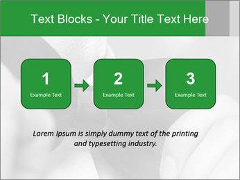 Man's hands PowerPoint Template - Slide 71