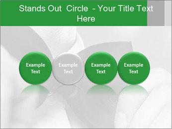 Man's hands PowerPoint Template - Slide 76