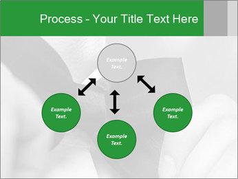 Man's hands PowerPoint Template - Slide 91
