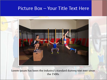 Crossfit fitness gym PowerPoint Templates - Slide 15